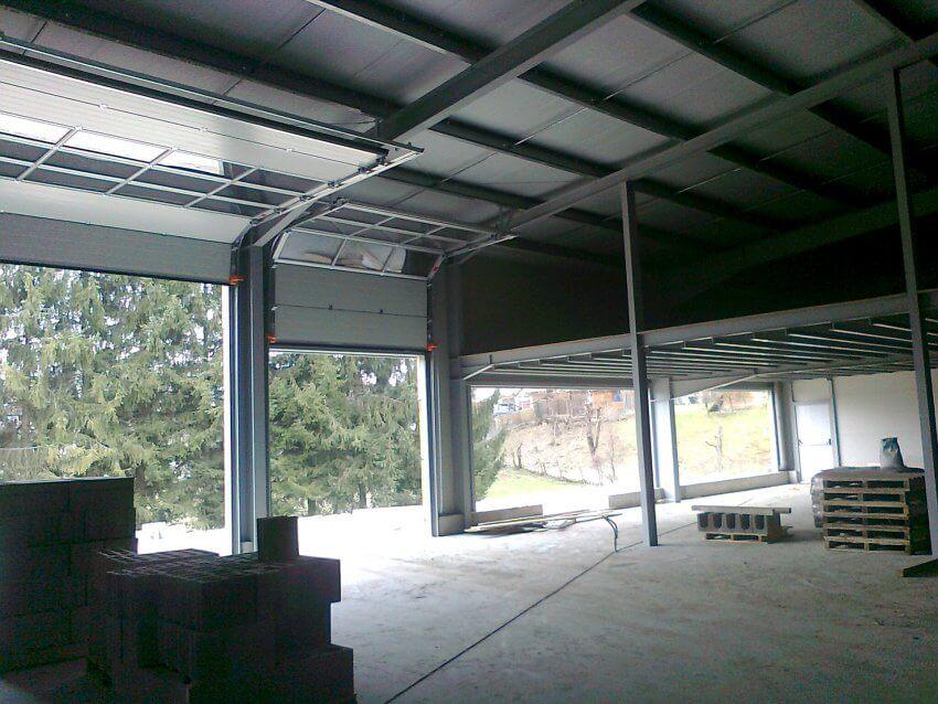 Entreprise de construction de b timents en structure for Entreprise de construction batiment